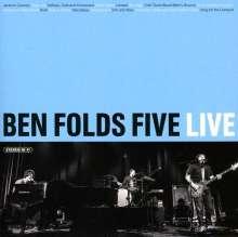 Ben Folds: Live 2012/2013, CD