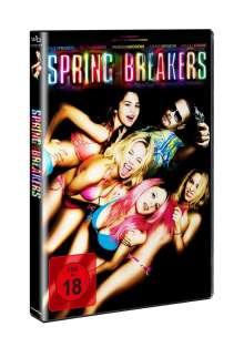Spring Breakers, DVD