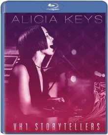 Alicia Keys (geb. 1981): VH1 Storytellers, Blu-ray Disc