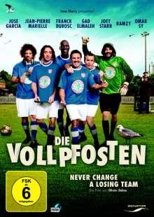 Die Vollpfosten, DVD