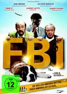 FBI, DVD