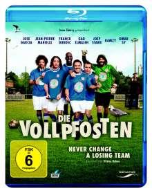 Die Vollpfosten (Blu-ray), Blu-ray Disc