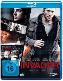 Invader (Blu-ray), Blu-ray Disc