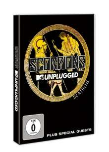 Scorpions: MTV Unplugged In Athens, DVD