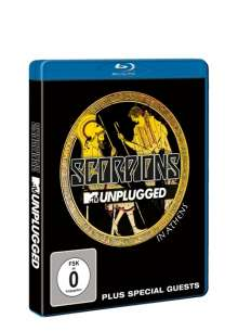 Scorpions: MTV Unplugged In Athens, Blu-ray Disc