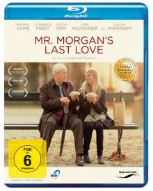 Mr. Morgan's Last Love (Blu-ray), Blu-ray Disc