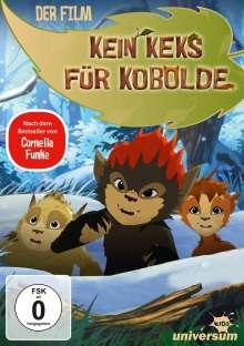 Kein Keks für Kobolde - Der Film, DVD