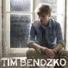 Tim Bendzko: Wenn Worte meine Sprache wären, 2 LPs und 1 CD