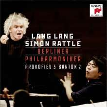 Lang Lang - Prokofieff & Bartok (Deluxe-Edition mit DVD), 1 CD und 1 DVD