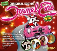 Formel Eins: Christmas Edition, 2 CDs