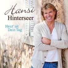 Hansi Hinterseer: Heut' ist dein Tag, CD