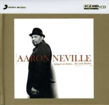 Aaron Neville: Bring It On Home... The Soul Classics (K2HD Mastering) (Ltd. Numbered Edition), CD