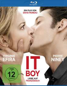 It Boy (Blu-ray), Blu-ray Disc