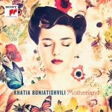 Khatia Buniatishvili - Motherland, CD
