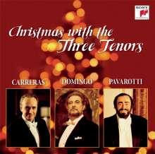 The Three Tenors - Christmas with the Three Tenors, CD