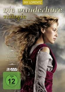 Die Wanderhure Trilogie, 3 DVDs