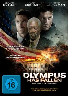 Olympus Has Fallen, DVD