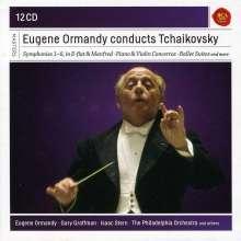 Peter Iljitsch Tschaikowsky (1840-1893): Symphonien Nr.1-6, 12 CDs