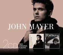 John Mayer: Continuum / Battle Studies, 2 CDs
