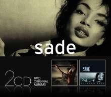 Sade: Soldier Of Love / Diamond Life, 2 CDs