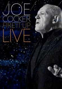 Joe Cocker: Fire It Up: Live 2013, DVD