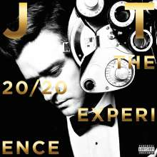 Justin Timberlake: The 20/20 Experience - 2 Of 2, 2 LPs