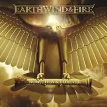 Earth, Wind & Fire: Now Then And Forever, LP