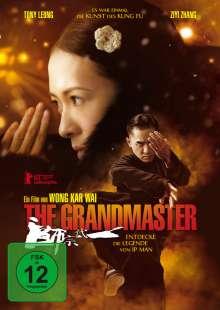 The Grandmaster, DVD