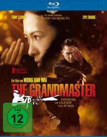 The Grandmaster (Blu-ray), Blu-ray Disc