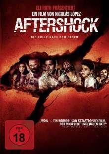 Aftershock (2012), DVD