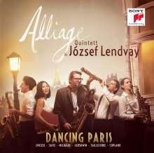 Alliage Quintett - Dancing Paris, CD
