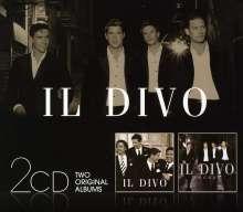 Il Divo: Il Divo / Ancora (2 Original Albums), 2 CDs