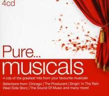Musical: Pure...Musicals, 4 CDs
