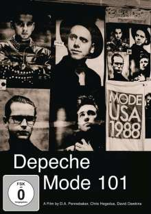 Depeche Mode: 101, 2 DVDs