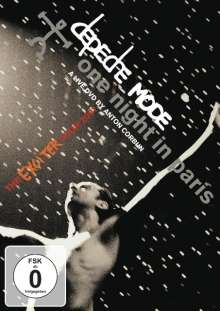 Depeche Mode: One Night In Paris: The Exciter Tour 2001, 2 DVDs