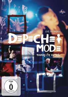 Depeche Mode: Touring The Angel: Live In Milan, DVD
