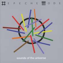 Depeche Mode: Sounds Of The Universe, CD