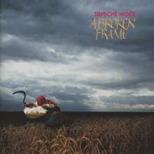 Depeche Mode: A Broken Frame, CD
