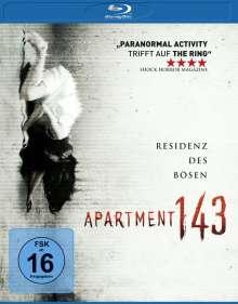 Apartment 143 (Blu-ray), Blu-ray Disc