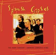 Spanish Gypsies, CD