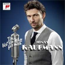 Jonas Kaufmann - Du bist die Welt für mich (Deluxe-Ausgabe mit DVD), CD