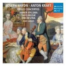 Anton Kraft (1749-1820): Cellokonzert op.4, CD