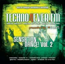 Techno4ever.fm,Vol.2, 2 CDs