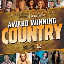Award Winning Country (CD + DVD), 2 CDs