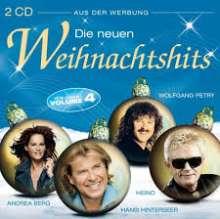 Die neuen Weihnachtshits Vol.4, 2 CDs