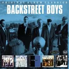 Backstreet Boys: Original Album Classics, 5 CDs