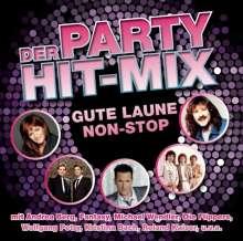 Der Party Hit Mix, CD
