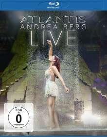 Andrea Berg: Atlantis - Live, Blu-ray Disc