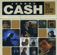 Johnny Cash: The Perfect Johnny Cash Collection, 20 CDs