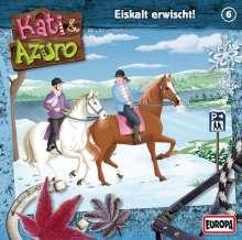 Kati & Azuro 06. Eiskalt erwischt, CD